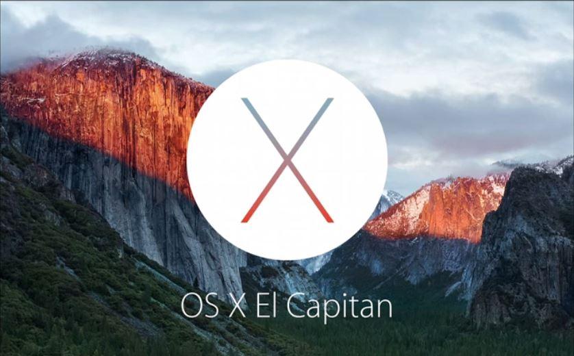 نظام OS X El Capitan قادم للمستخدمين في تاريخ 30 سبتمبر القادم