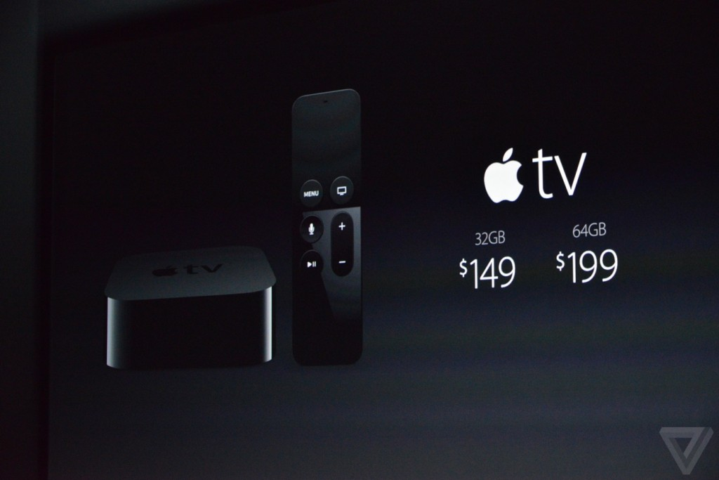 منصة التلفاز Apple TV قادم بسعر 149 دولار في أكتوبر