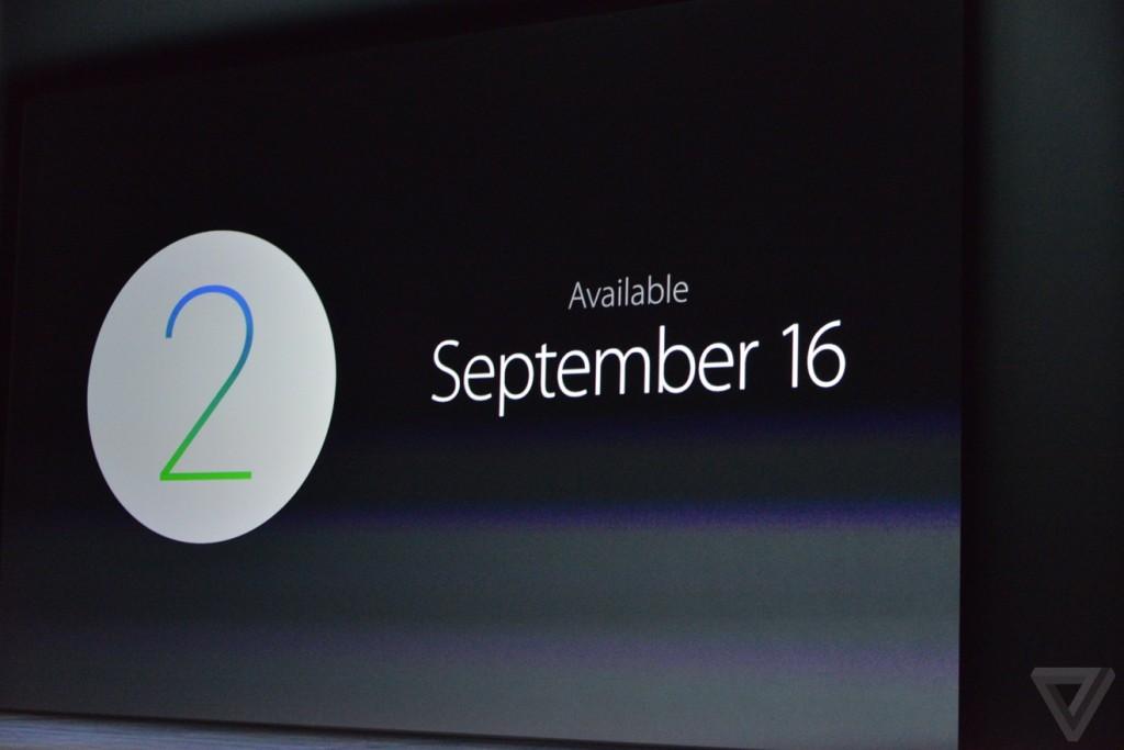 ����� watch OS 2 ���� ����� ��� �� 16 ������