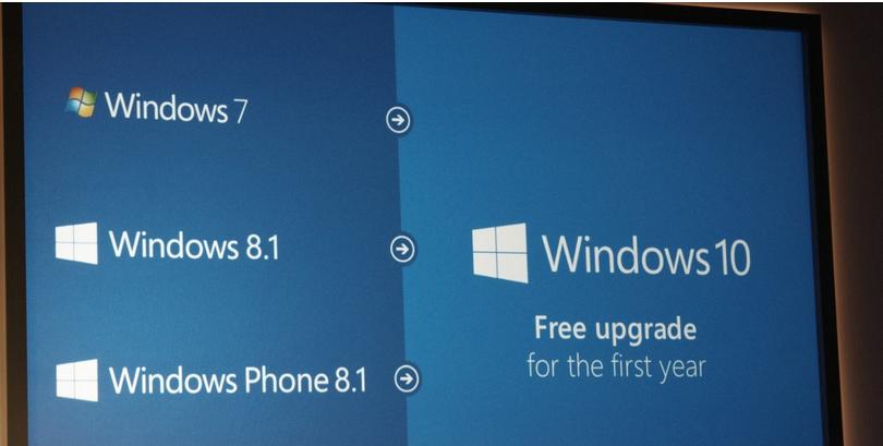 مايكروسوفت ترسل ويندوز 10 للمستخدمين بدون طلبها