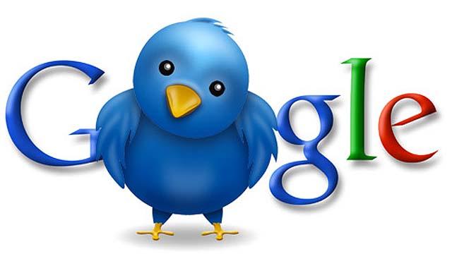 تعاون بين قوقل و تويترلعرض المقالات في نافذة منبثقة
