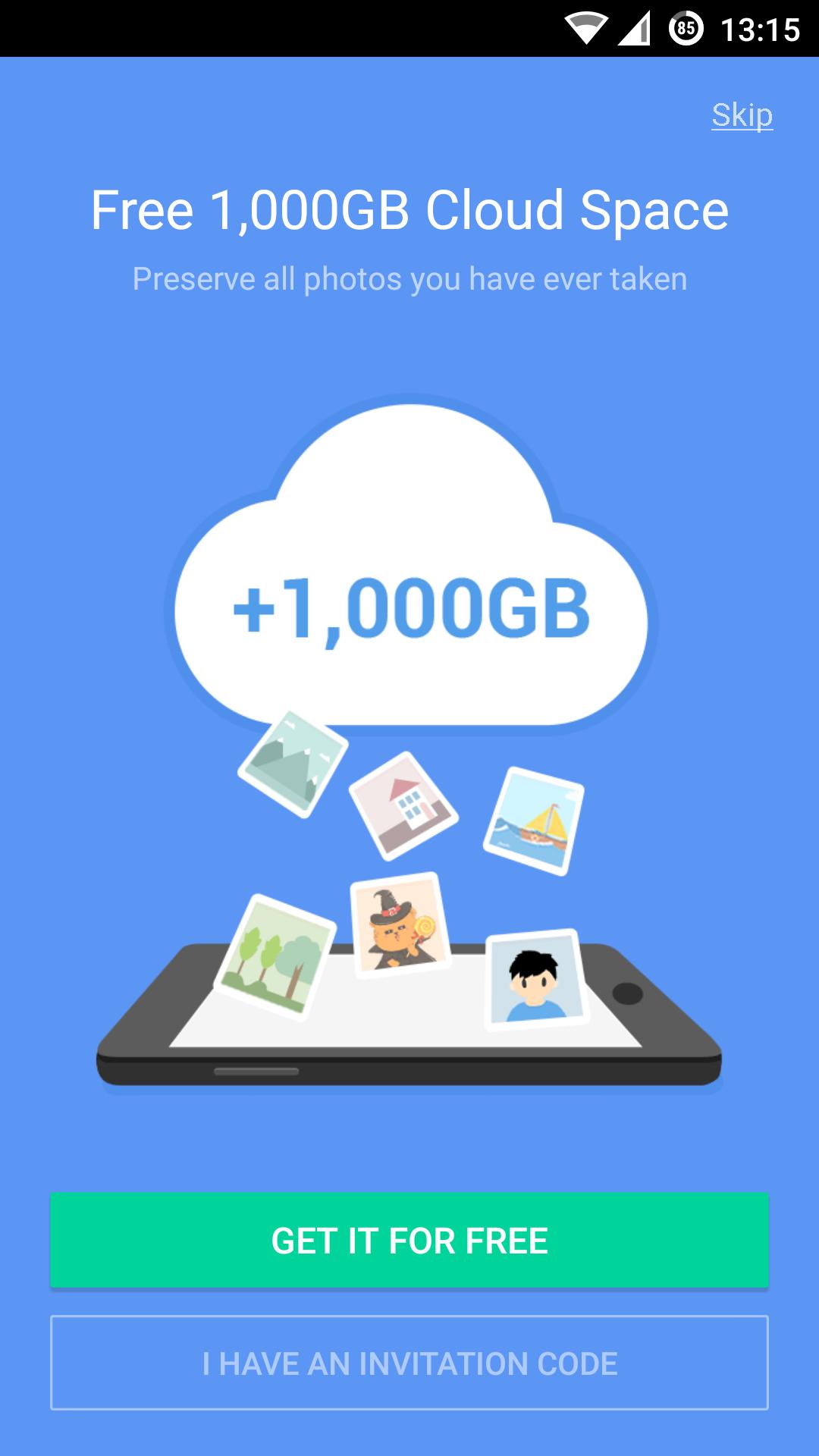 تطبيق معرض الصور QuickPic يجلب مساحة تخزين سحابية 1000GB مجانا
