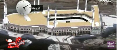 الكشف عن سيناريو حادث سقوط رافعة الحرم