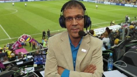 تعرف على معلق مباراة ريال مدريد و شاختار دونيتسك قناة بيين سبورت HD2