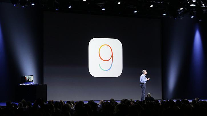 ������� iOS 9 ���� �� ������