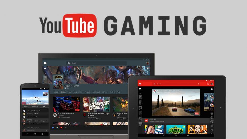 البث المباشر لألعاب الأندرويد على يوتيوب قادم قريباً