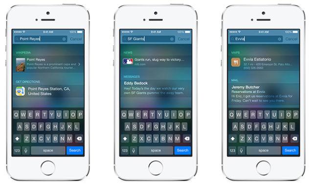أفضل 9 ميزات جديدة في نظام iOS 9