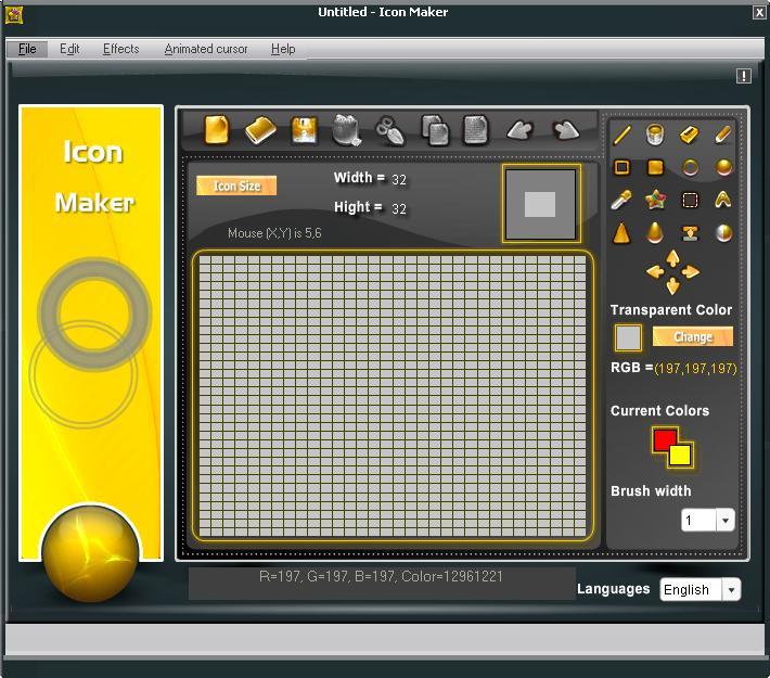 Icon Maker ������ ���� ������ ������� �������