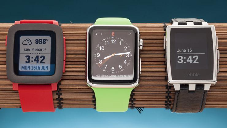 ساعة ذكية جديدة هذا الأسبوع من شركة Pebble