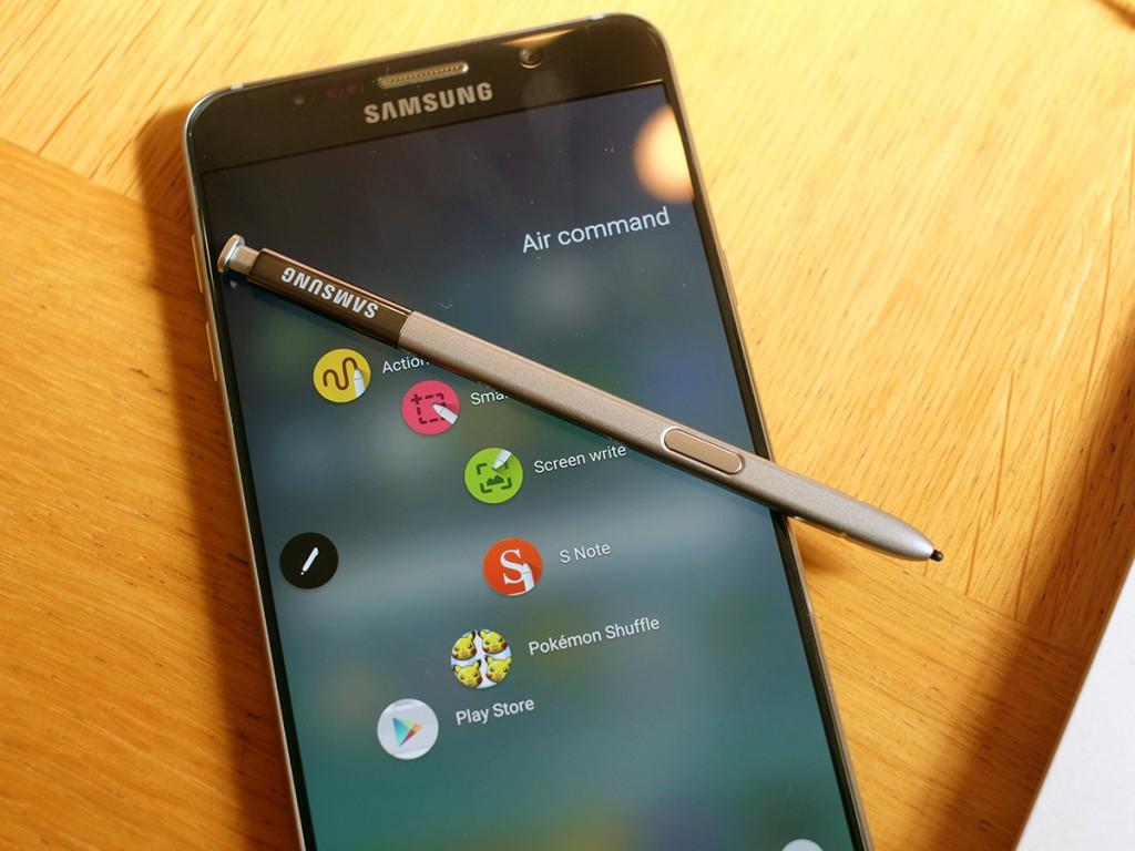 هواوي تنوي إطلاق هاتف بقلم Stylus لمنافسة سامسونج