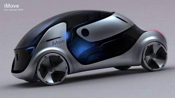 آبل ستكشف عن سيارتها الكهربائية في 2019