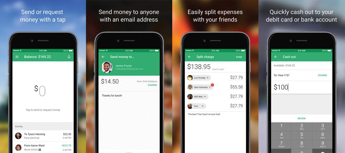 ���� ���� ������� ����������� Google Wallet ��� iOS