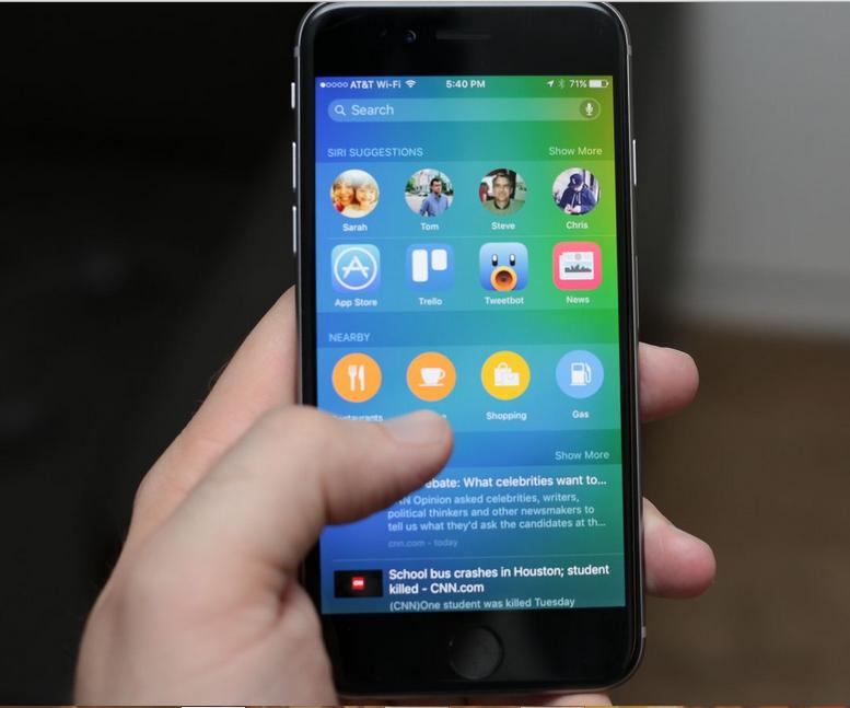 آبل تطلق تحديث iOS 9.0.1 لحل مشاكل النظام