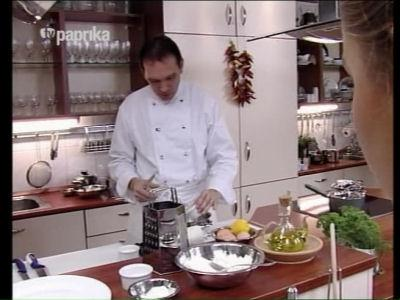 قناة الطبخ TV Paprikaجديد مدار Astra 3B