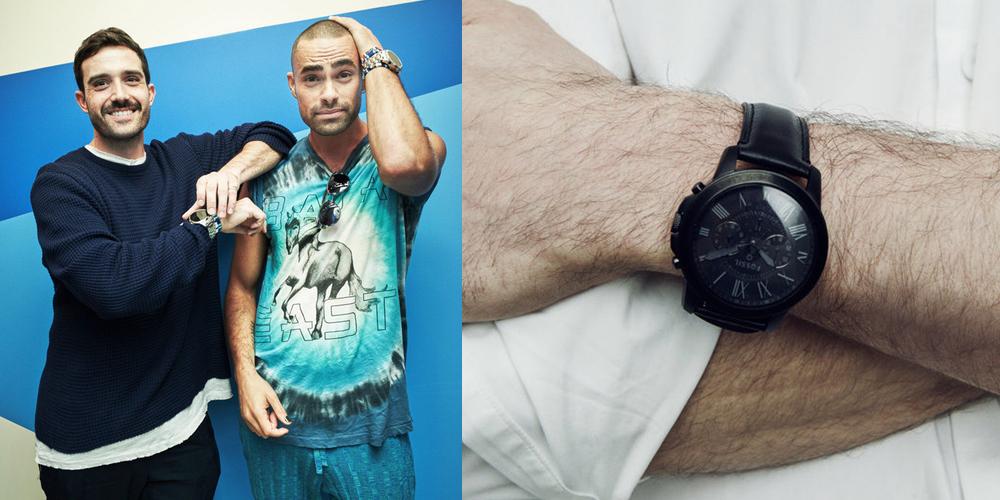 ساعة أندرويد وير ذكية من شركة ساعات عريقة