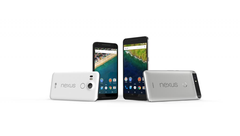 مؤتمر قوقل الكشف عن Nexus 6P رسمياً