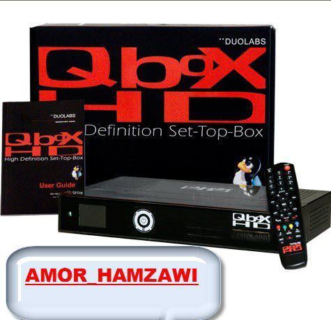 باكب جديد اجهزة الجيبوكس QBoxHD-mini backup available