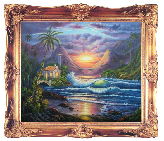 اجمل مارسم من الواقع في لوحات