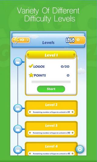 تجربة لعبة Logo Quiz بتحميلها مجانا
