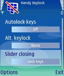 Handy KeyLock v1.06