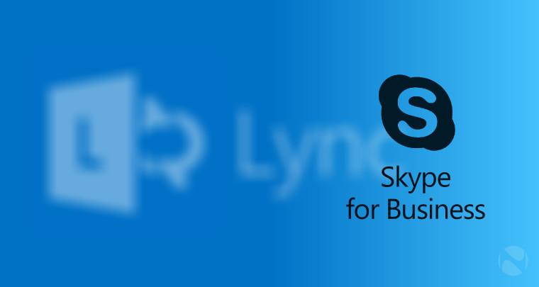 تطبيق سكايب للأعمال وبشكل رسمي على نظام iOS