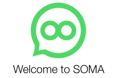����� SOMA Messenger �������� ������� ������� ������ WhatsApp ������
