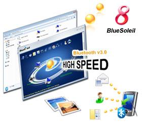 برنامج BlueSoleil bluetooth الشهير للتحكم بكل اجهزتك عن طريق البلوتوث