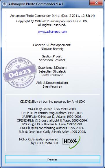 عملاق تحرير وتعديل الصور Ashampoo Photo Commander 9.4.1 Final مع ملف التفعيل