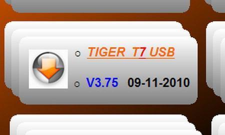 تحديث جديد من موقع الرسمي لاجهزة tiger بتاريخ اليوم 09/11/2010