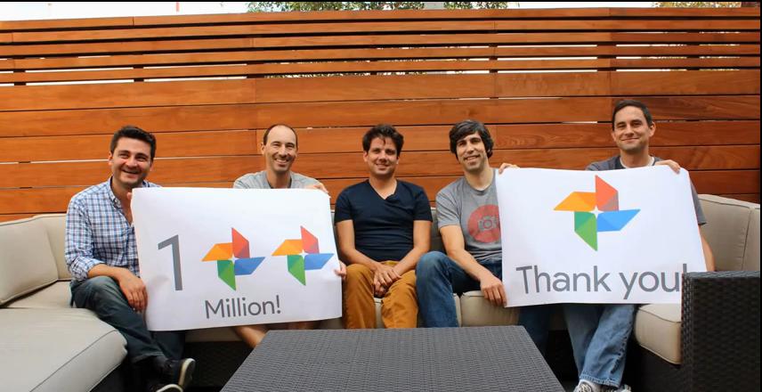 احصائيات خدمة الصور من جوجل Google Photos تملك أكثر من 100 مليون مستخدم