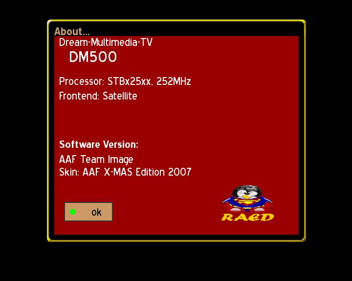 ���� AAf_x-mas � ���� CCcam2.1.3 ����� �������