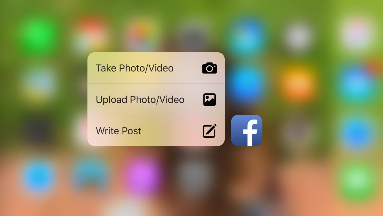 تحسينات على إستنزاف البطارية في تطبيق فيسبوك على نظام iOS