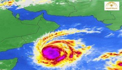 صور اعصار شابالا فى نجران 1437