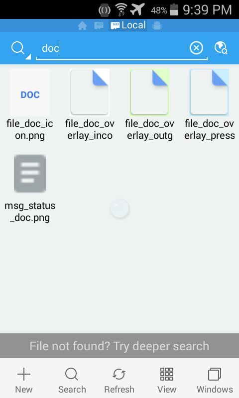 تحديث جديد لتطبيق واتساب على أندرويد يدعم البحث عن ملفات PDF