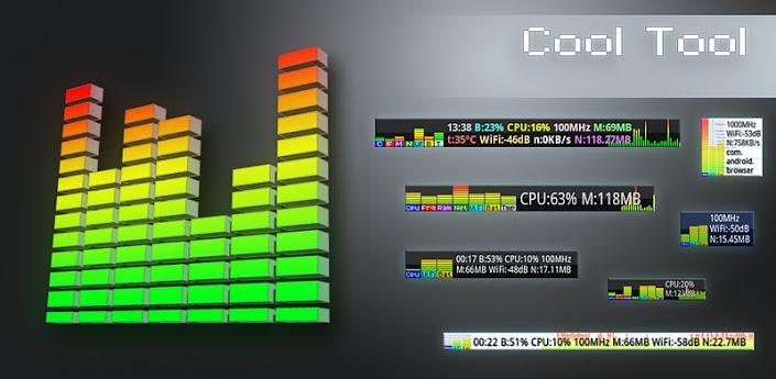 تحميل تطبيق Cool Tool للفحص المعمق لحالة نظام الأندرويد