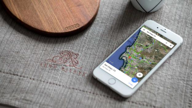 تحديث تطبيق خرائط قوقل على iOS يسمعك حركة السير في الوقت الحقيقي