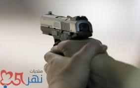 بالصور أطلاق نار علي سعودي في مصر
