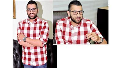 صور مذيع محطة مارينا اف.ام علي نجم , صور مكتوبة لكلمات علي نجم