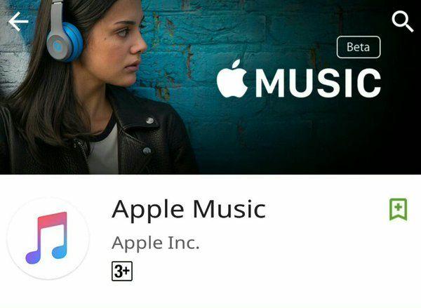 تحميل تطبيق Apple Music لهواتف أندرويد