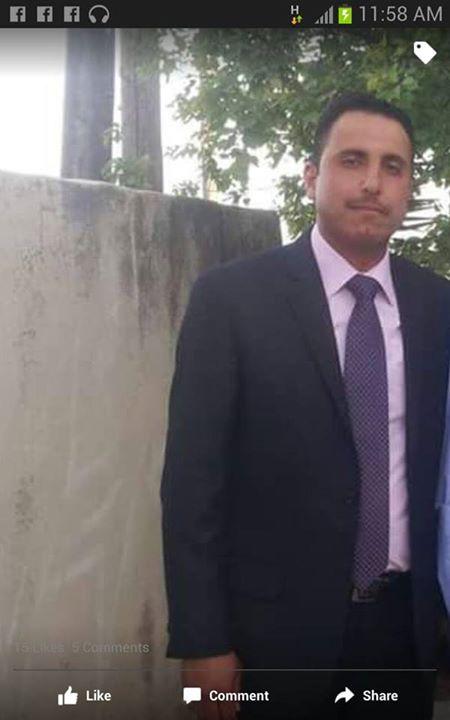 عشيرة السعد تقبل استلام جثمان النقيب أنور أبو زيد والدفن الخميس بعد صلاة العصر