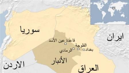 التحالف الدولي يؤكد خسارة داعش 800 كلم