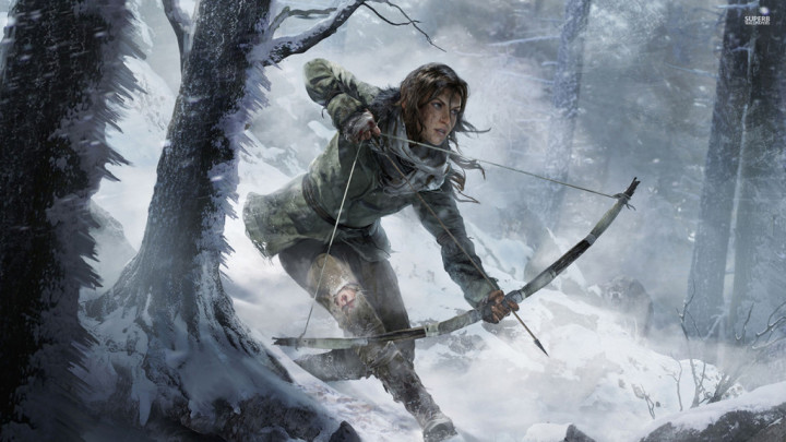 ����� ������� �������� �� �������� ���� ���� Rise of the Tomb Raider