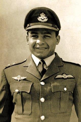 ذكرى استشهاد السلطي أول طيار أردني