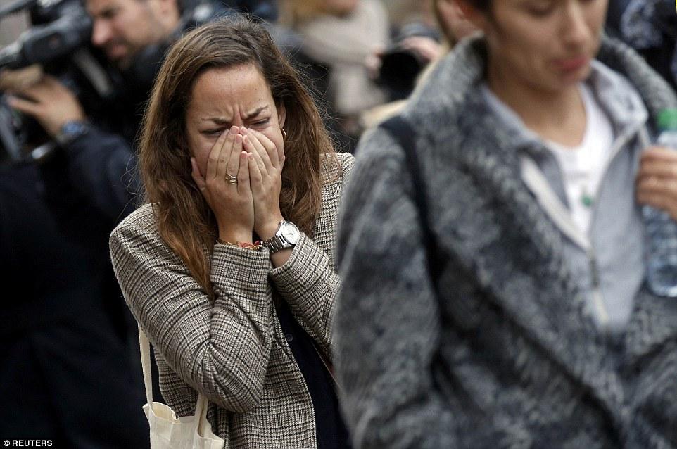 اسماء و جنسيات عن انتحاري هجمات باريس