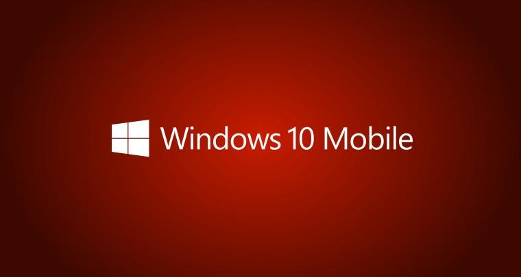 إطلاق ويندوز 10 موبايل الأسبوع المقبل