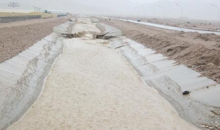 كيف تواجه العقبة سيول الامطار الغزيرة
