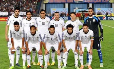 تصفيات مونديال 2018 تشاد تهزم مصر والجزائر تتعادل مع تنزانيا