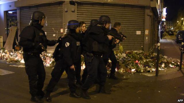 سبب خوف وهلع باريس فى ساحة الجمهورية اليوم الاثنين 16-1-2015