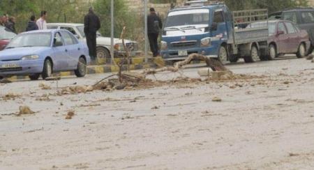 سلطة وادي الأردن تقر خطة طوارئ غير اعتيادية للموسم الشتوي