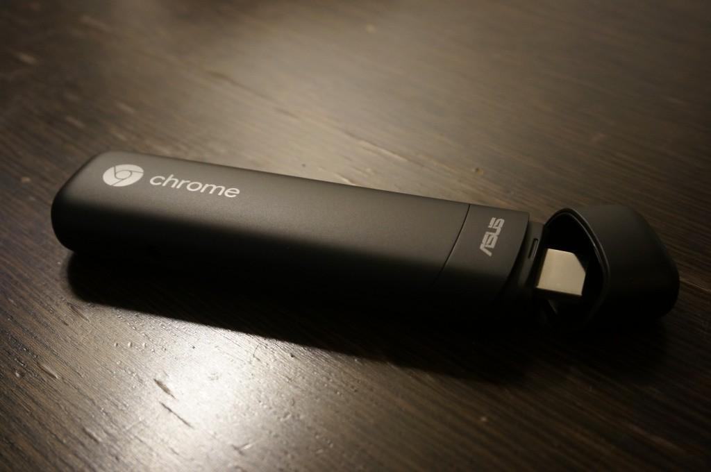 القطعة Chromebit تحول أي شاشة إلى كمبيوتر 85 دولار فقط